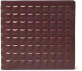 Balenciaga - Studded Leather Billfold Wallet