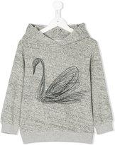 Stella McCartney ice hooded sweater - kids - Cotton/Polyester/Viscose - 6 yrs