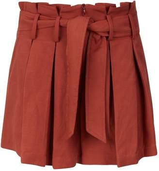 Sandro Pleated shorts