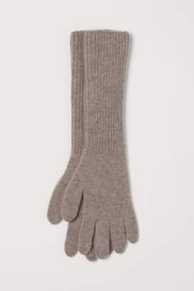 H&M Cashmere-blend Gloves