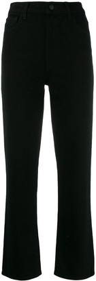 J Brand Jules cropped jeans