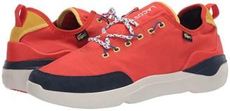 Lacoste Subra Impact 220 3 (Orange/Navy) Men's Shoes