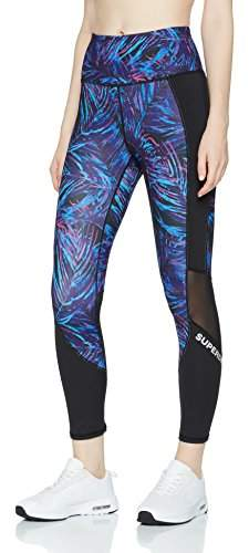 Superdry Women's Sd Sport 7/8 Tights