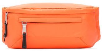 Prada Fluro Nylon Belt Bag