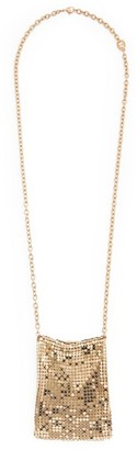 Paco Rabanne Chainmail Necklace Bag