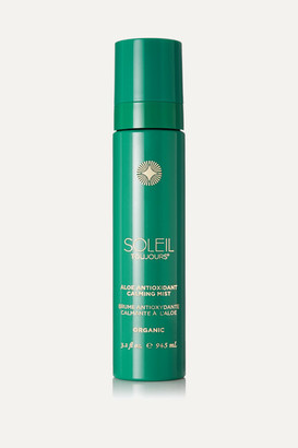 Soleil Toujours Net Sustain Organic Aloe Antioxidant Calming Mist, 94.5ml - Colorless