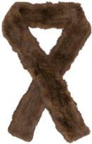 Yves Salomon Four Lapin scarf