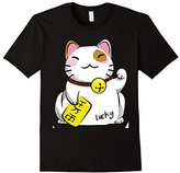 Japanese Maneki Neko T-Shirt / Lucky Cat #1