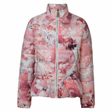Roberto Cavalli Girls Pink Coat