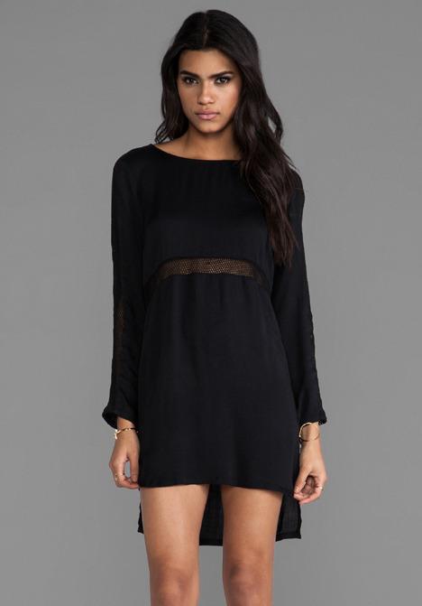 Style Stalker Nothing But Net Dress