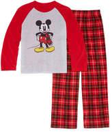 Disney Mickey Mouse Family Pajama Set- Boys Big Kid