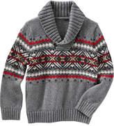 Osh Kosh Oshkosh Long Sleeve Sweatshirt - Baby Boys