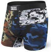 Saxx x Kevin Love Men's Modern Fit Boxer Brief Underwear Multi-Color M