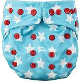 Bumkins Snap-in-One Cloth Diaper, Wonder Woman by