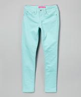 YMI Jeanswear Mint Skinny Jeans