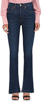 RE/DONE Women's Elsa Stretch Flared Jeans