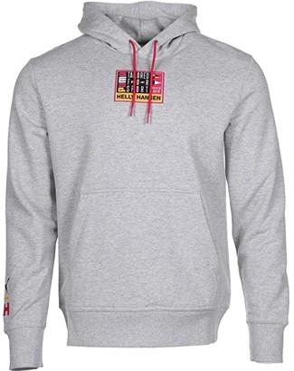 Puma X Helly Hansen Hoodie (Light Gray Heather) Men's Clothing