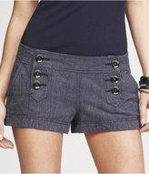 "Express 2 1/2"" Linen Sailor Shorts"