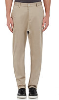 Oamc Men's Drop-Rise Chinos-Grey Size 30