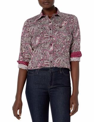 Cinch Women's Long Sleeve Printed Shirt