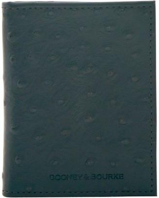 Dooney & Bourke Ostrich Multifunction Money Clip