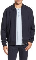 Vince Men's Reversible Stretch Wool Bomber Jacket