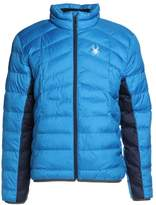 Spyder Geared Full Zip Ski Jacket Aqua