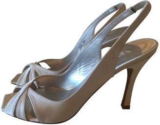 Pura Lopez White Other Sandals