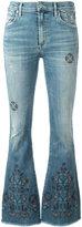 Citizens of Humanity Ethnic Miramar jeans - women - Cotton/Polyester/Polyurethane - 27