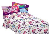 Hasbro MA4398 My Little Pony Ponyfied Twin Sheet Set
