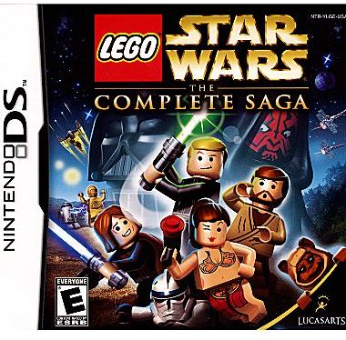 Star Wars Nintendo® DSTM LEGO The Complete Saga