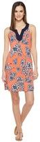 Tommy Bahama Lavatera Leis Sleeveless Short Dress Women's Dress
