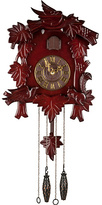 Cuckoo clock shopstyle uk - Cuckoo pendulum wall clock ...