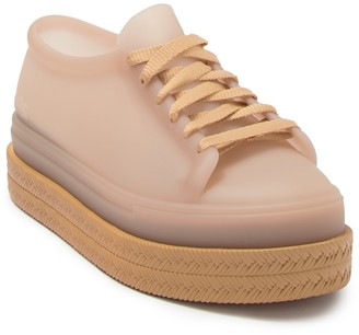 Melissa Be II Espadrille Platform Sneaker
