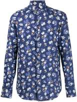 Alessandro Gherardi floral print shirt