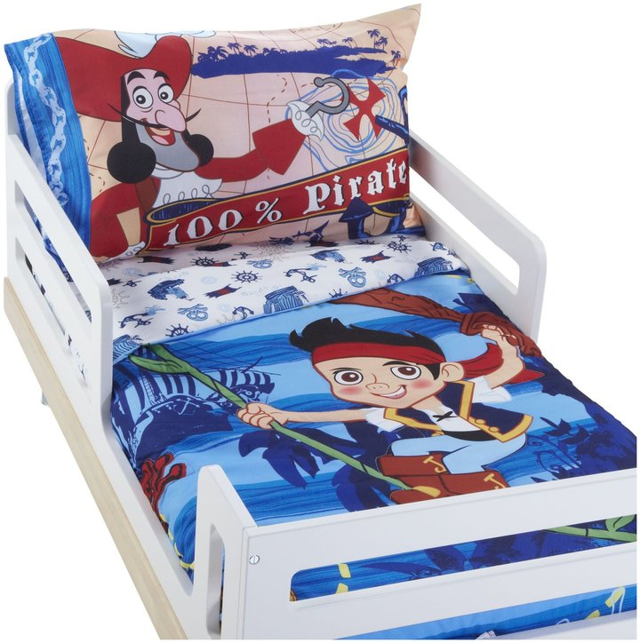 Disney Jake & the Neverland Pirates 4pc Toddler set