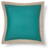 Mudhut Pillow Sham (Euro) Blue
