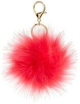 Robert Rose Faux Fur Pompom Bag Charm