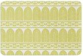 "KESS InHouse ""Nandita Singh Tribal Green Pattern"" Memory Foam Bath Mat"
