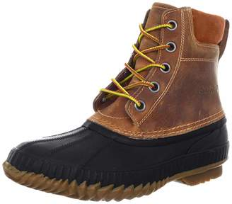 Sorel Men's Cheyanne Lace Full Grain Rain Boot