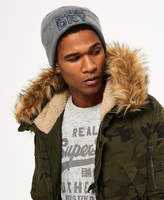 Superdry S.D High Build Embroidered Beanie