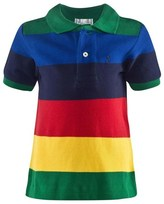 Ralph Lauren Multi Colour Infant Pique Polo