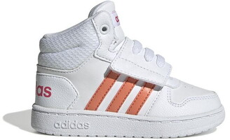 adidas Hoops Mid Infant Trainers