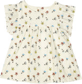 Chloé Flower print blouse 6-36 months