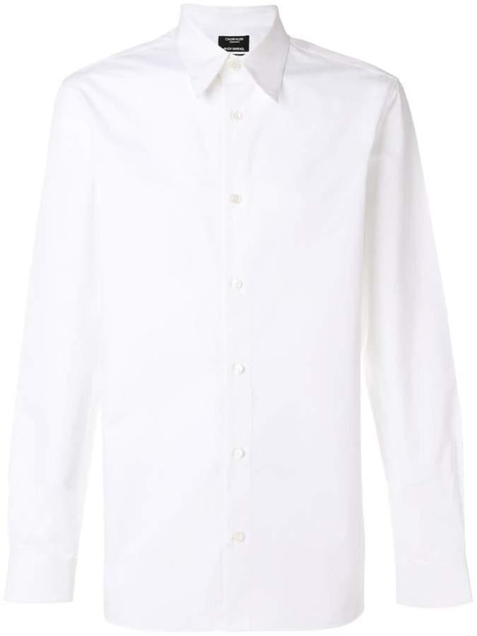 Calvin Klein cowboy photo shirt