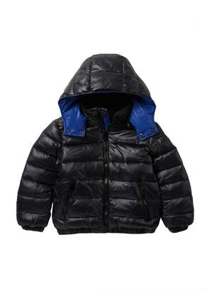 Diesel Quilted Nylon Puffer Jacket (Little Boys)
