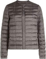 Brunello Cucinelli Quilted Silk Jacket