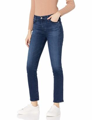 AG Jeans Women's MARI HIGH-Rise Slim FIT Straight Leg Jean