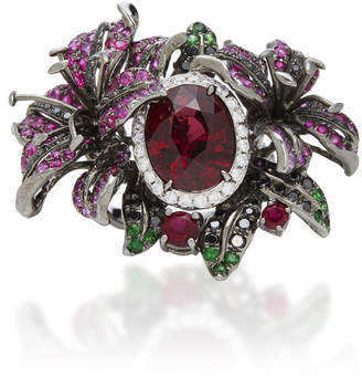 Wendy Yue M'O Exclusive: Lux Garden Ring