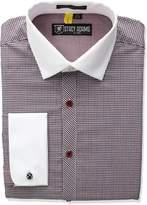 Stacy Adams Men's Slim Fit Shanghai Dress Shirt